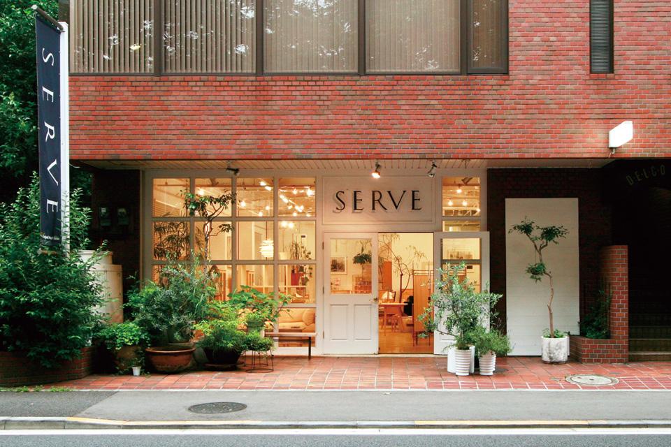 SERVE 小金井公園本店