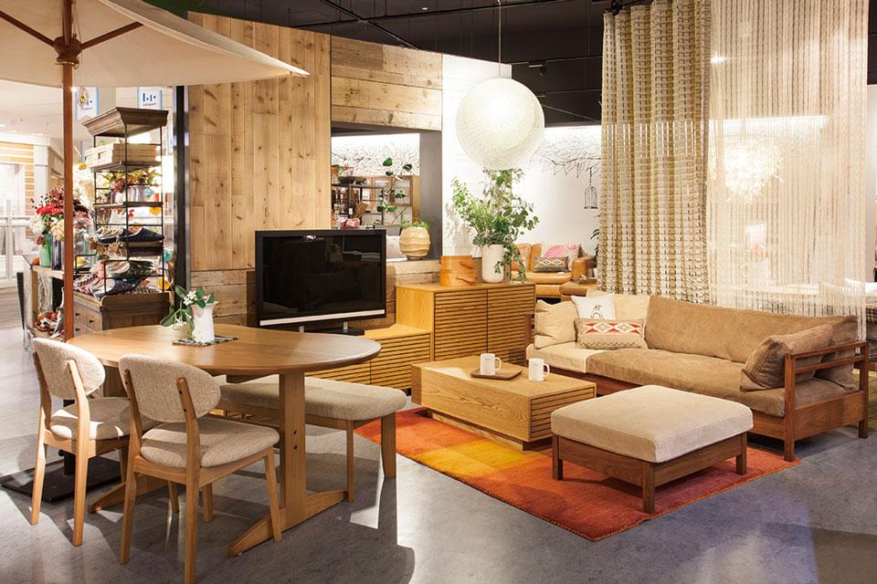 LIVING HOUSE. ららぽーと豊洲店