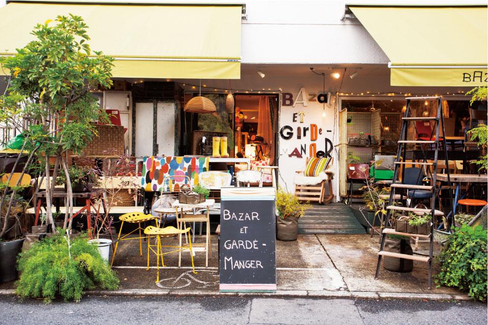 Bazar et Garde-Manger | 表参道