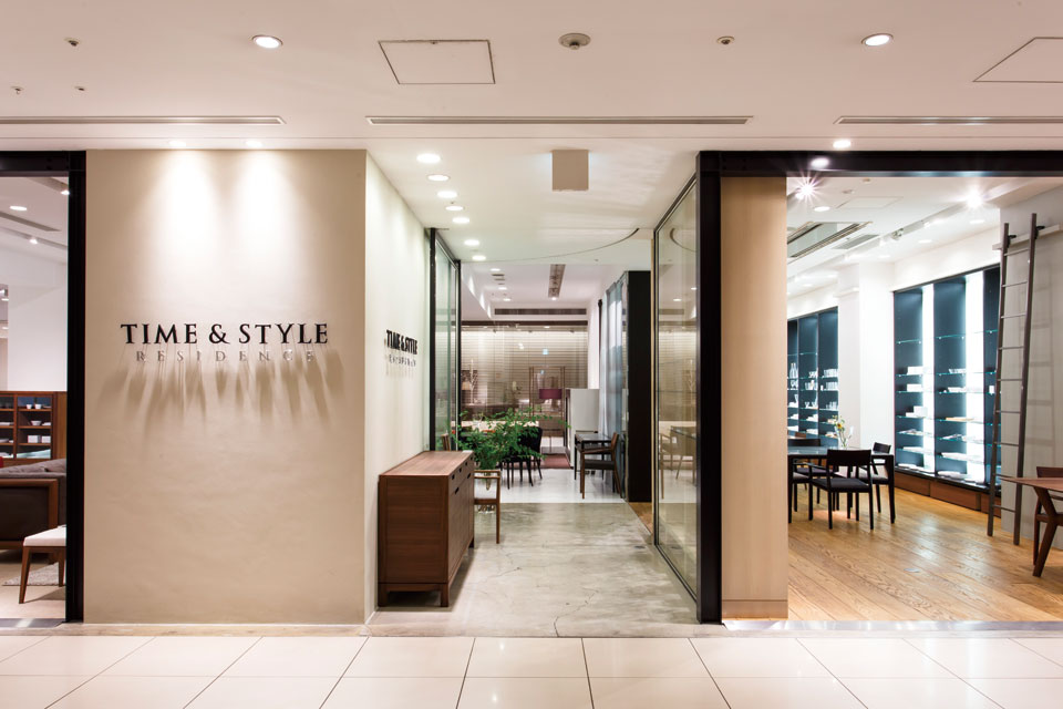 TIME & STYLE RESIDENCE | 二子玉川
