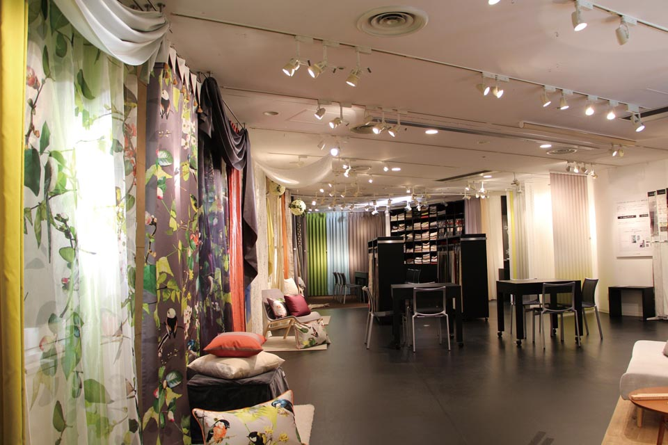 Création Baumann 東京ショールーム | 五反田