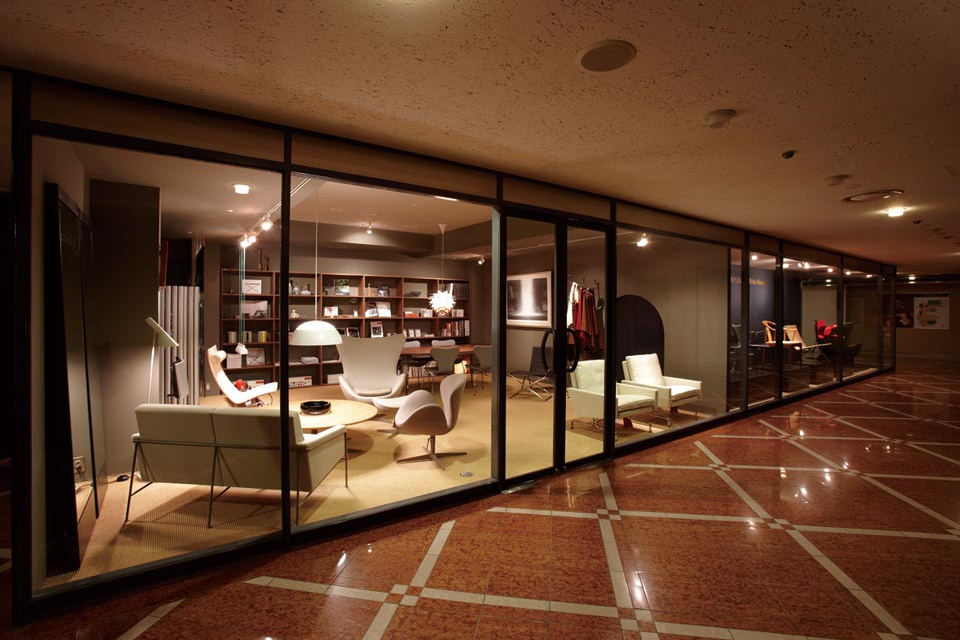 REPUBLIC OF FRITZHANSEN STORE OSAKA | 北区中之島