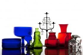 北欧ガラス工芸 エリック・ホグラン