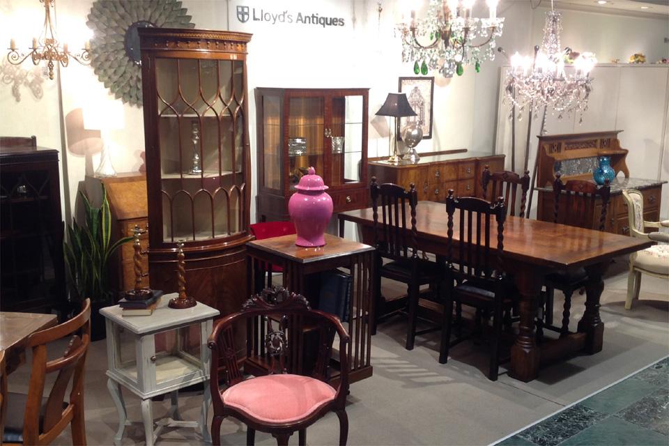 Lloyd's Antiques 日本橋三越