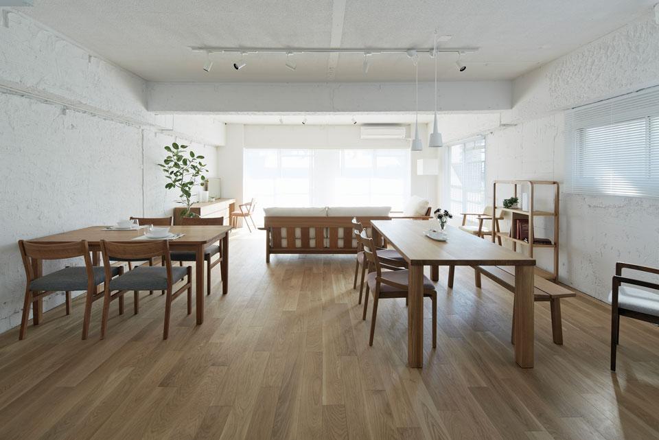 NAGANO FURNITURE STUDIO ナガノインテリア横浜ショールーム