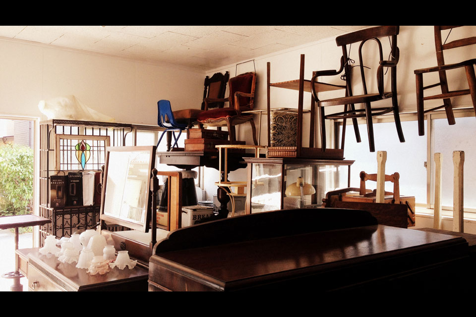 Oku-Antiques Antique Work&Shop 横浜市港北区