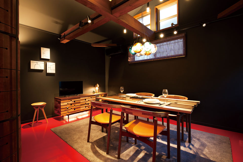 MOCTAVE HOUSE | 代官山