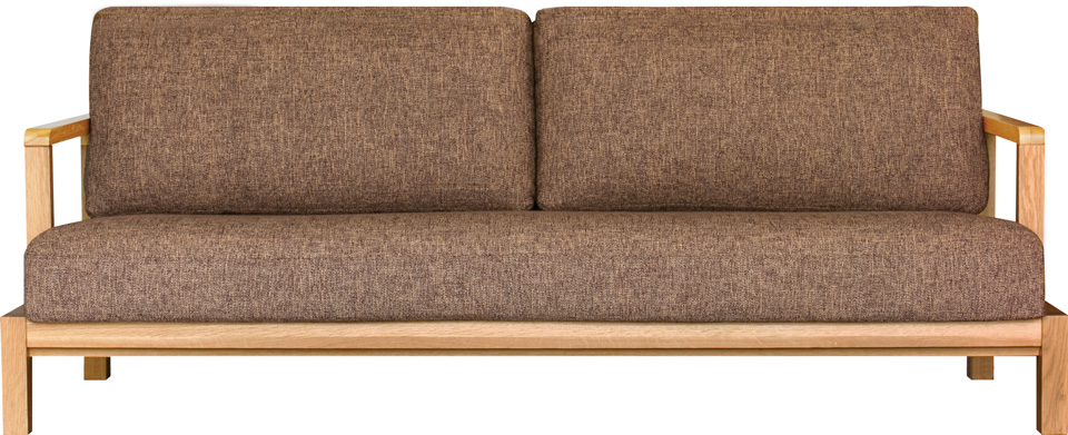 flannel sofa strand